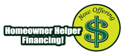 Homeowner Helper Financing