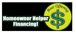 Homeowner Helper Financing