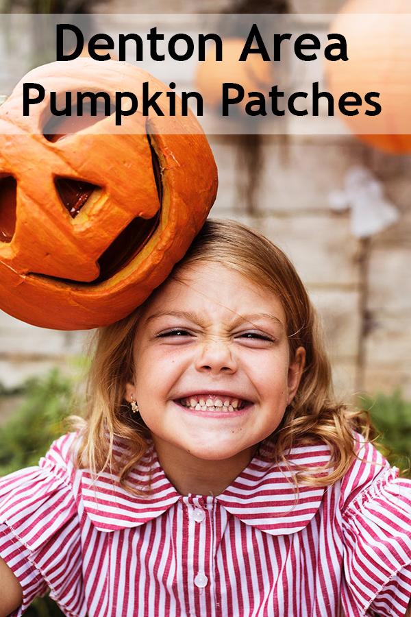 denton area pumpkin patches