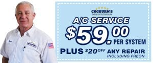 AC Service Coupon